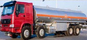 Vegetable Oil Tanker