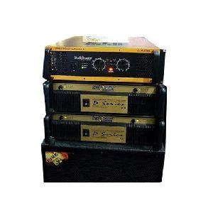 Studio Master Amplifiers