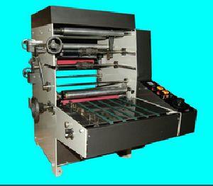Silver-lamination-film-machine