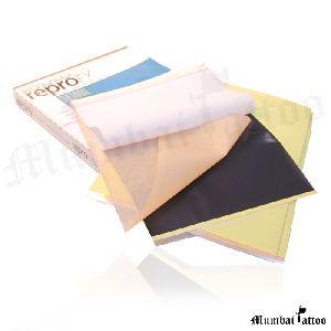 Spirit Hectograph paper sheet