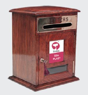 Customized Letter Box In Wood