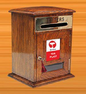Designer Wooden Letter Box