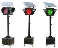 Solar Base Traffic Signal Lights
