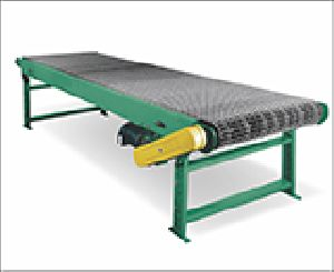 Pallets Handling Chain Conveyor, Wire Mesh Conveyor
