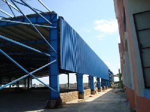 Profile Coated Sheet Installation Services
