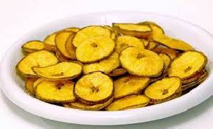 Asafoetida Plantain Chips