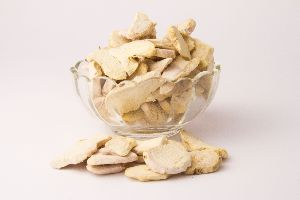 Freeze Dried Ginger Slices