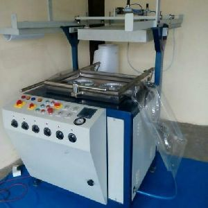 Manual Thermocol Plate Making Machine