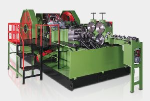 3 Die 6 Blow Screw Heading Machine