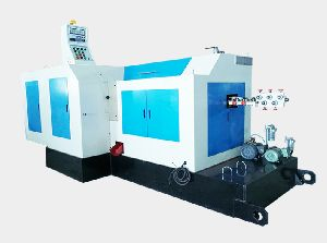 4 Die 4 Blow Screw Heading Machine