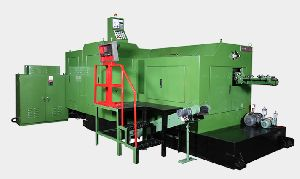 6 Die 6 Blow Screw Heading Machine