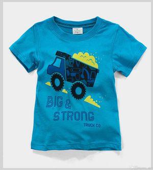 Kids Round Neck Half Sleeve T-shirts
