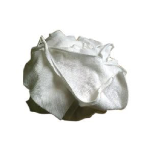 Cotton White Cloth Waste