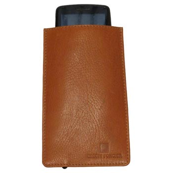 Eco Leather Mobile Holder