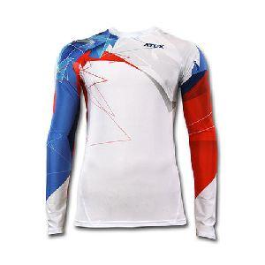 Mens Full Sleeve Sports T-shirts