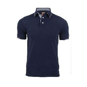Mens Casual Plain Polo T-shirts
