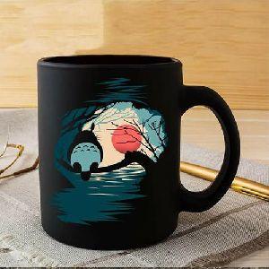 Moon Print Coffee Mug