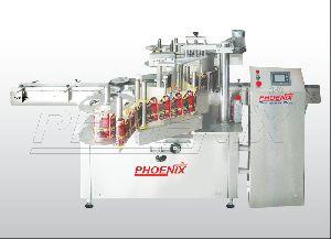 Double Side Servo Labeling Machine
