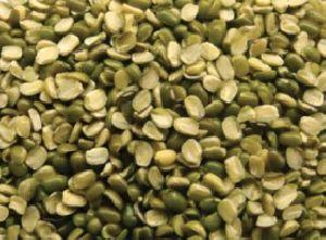 Split Green Moong Pulses