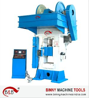 Pneumatic Friction Screw Presses