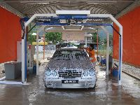 Vehicle Washing System