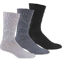 Cotton Lycra Socks