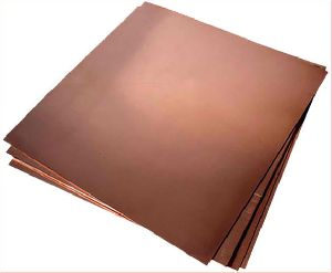 Copper Alloy Sheet And Plate