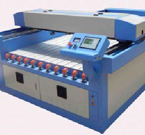 Laser Fabric Cutting Machine