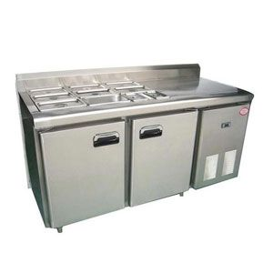 Cold Bain Marie Table Top