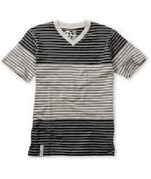 Boys V- Neck T-shirt