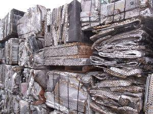 Aluminium Copper Radiator Scrap