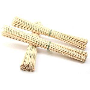 8 Inch Bamboo Agarbatti Sticks