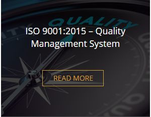 Iso 9001 2015 Certification Quality Management System