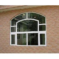 Aluminum Fixed Glass Window
