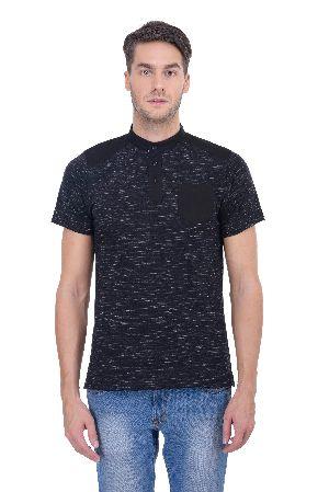 Men's Chinese Collar T Shirts