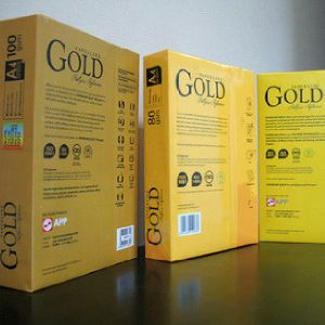 Gold Star A4 Copy Paper 80gsm/75gsm/70gsm