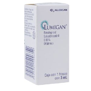 Lumigan Eye Drops