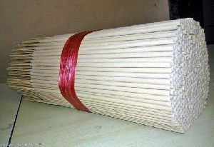 White Raw Incense Sticks