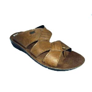 Mens Leather Sandals
