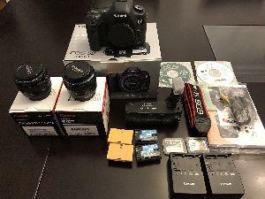 Canon Eos 5d Mark Iv 30 4mp Digital Slr Camera