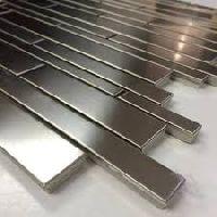 Stainless steel tiles