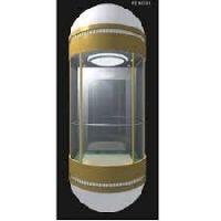Glass Capsule Lifts