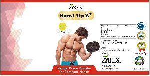 Boost Up Z Health Growth Tonic