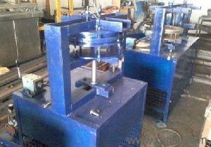 Semi Automatic Paper Plates Making Machines