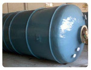 Frp Chemical Storage Tanks