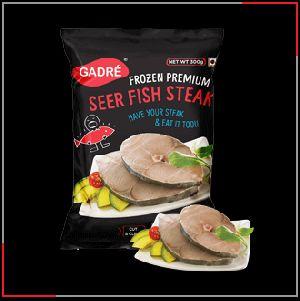 Jumbo Seer Fish Steak