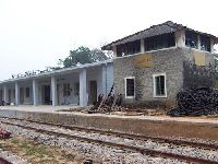 Railway Station Construction Service