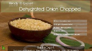 Dehydrated Onion Chopped