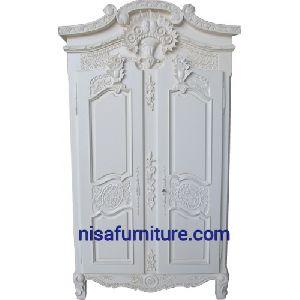 AR01 Wooden Armoire