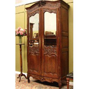 AR04 Wooden Armoire
